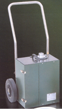 Specialised Overhaul Service P/L Electric Tube Cleaning Machine 550W
